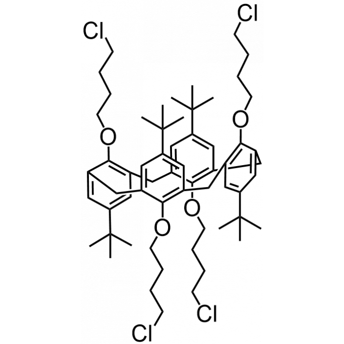 4-tert-Butylcalix[4]arene-tetrachlorobutyl (1,3-alternate)